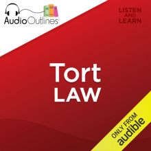 Tort Law: Developed for Law School Exams and th...